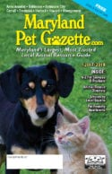 Maryland Pet Gazette cover