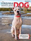 Virginia Maryland dog mag cover